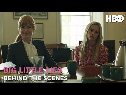 Big Little Lies: Behind The Scenes Of Season 1 Episode 4   HBO