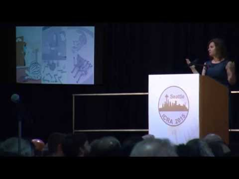 One Robot for Every Task - Daniela Rus, MIT - Wednesday Plenary Session ICRA 2015