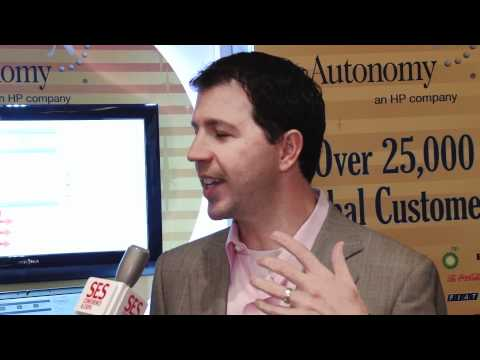 Autonomy, HP Company: Promoting Optimost campaign bid optimization technology at SES Chicago