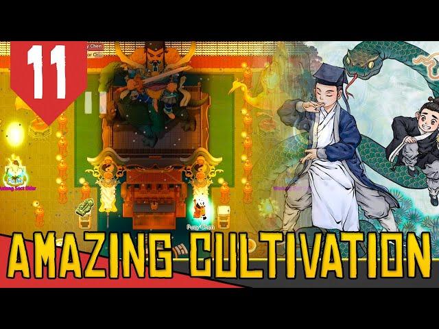 Materiais no Território de WUDANG - Amazing Cultivation Simulator Immortal #11[Série Gameplay PT-BR]