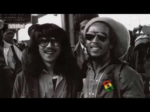 Bob Marley - Concrete Jungle (with lyrics) - Nakano, Tokyo, Japan 10/04/1979