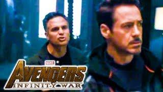 New Avengers Infinity War CLIP! SUPER SPOILERS - HULK WARNS AVENGERS OF THANOS