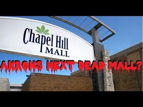 Is Chapel Hill Akron's Next Dead Mall?