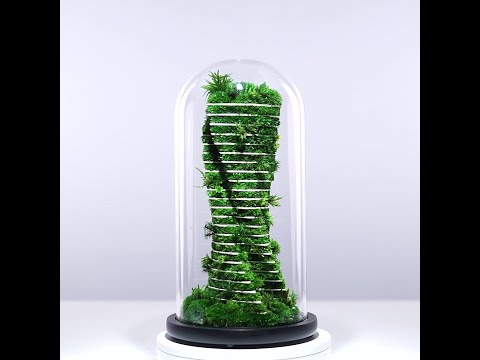 Rare & Unique Parametric Sculpture, The Perception 2.0 by TerraLiving