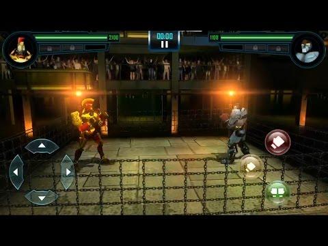 Android: Взломанная версия игры Real Steel World Robot Boxing
