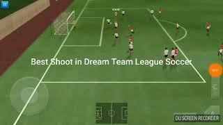 Dream Team league soccer 2018 Best shot😁😁😁😁.