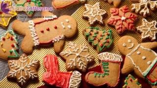 Gingerbread Cookies ( Biscotti Di Pan Di Zenzero ) Recipe