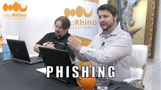 What is Phishing? - Cyber Security - neoRhino Tech Tips