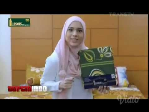 Iklan Sprei Illusions Disperse 3D - Hemat [with Nycta Gina]