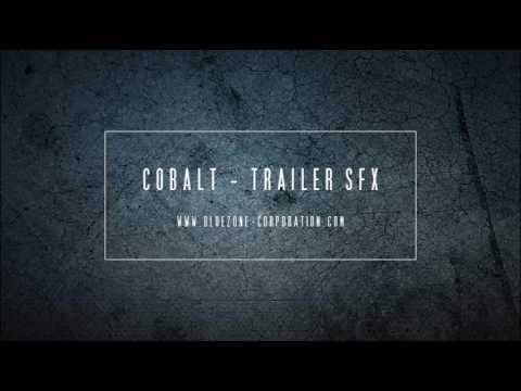 Cobalt - Trailer SFX Library - Cinematic Sample Pack