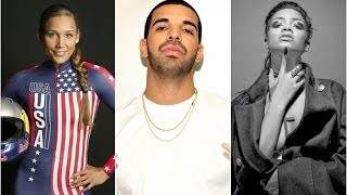 #IDGASN~ #rihannanavy DRAGS Lolo Jones for dissing Rihanna & Drake