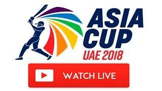 🔴 Live Watch Cricket Asia Cup India Pakistan Afghanistan sriLanka hongkong Bangladesh ? uae dubai