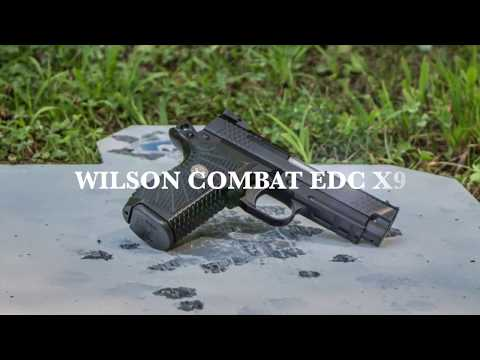 Wilson Combat's EDC X9 spits out 105 rounds in 48 seconds.