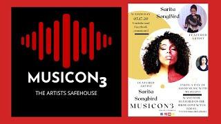 Sarita Songbird Is Up Next On Musicon3