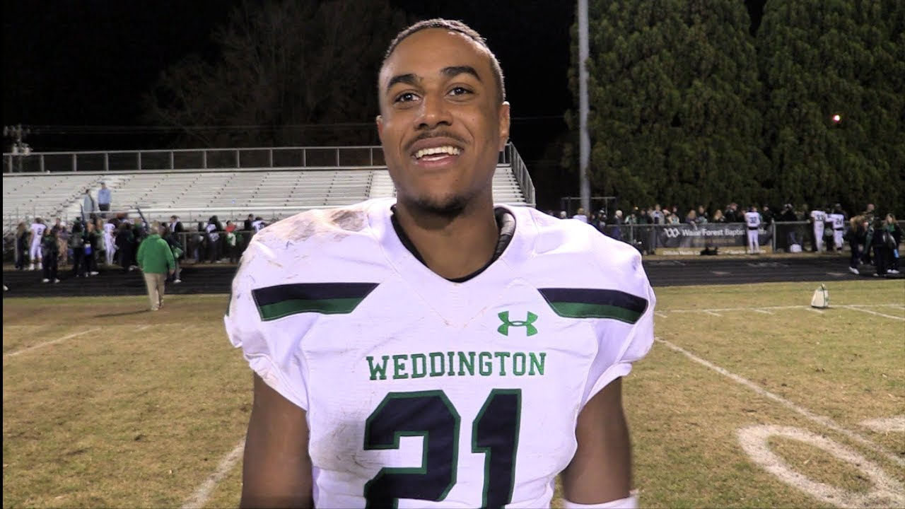 Weddington Crushes Mount Tabor To Advance To 3aa State Championship