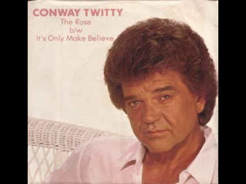 The Rose by Conway Twitty from his album Dream Maker