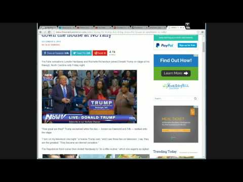 CA Mass Shooting, The TRUMP Trail, Science & Entertainment News #TMS LIVE 12/5/2015