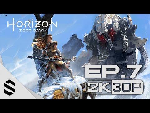 【地平線:期待黎明】電影剪輯版 - 第七集 - PS4 Pro劇情影集(中文字幕) - Horizon : Zero Dawn - Episode 7-地平线:黎明时分 - 最強2K無損畫質