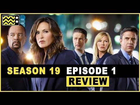 Law & Order: SVU Season 19 Episode 1 Review & Reaction | AfterBuzz TV
