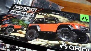 Axial SCX10 Dingo Builder