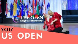 Jesse Dickson & Lannie Sullivan - The US Open 2017