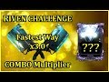 Warframe   HOW TO Sustain a x3 Melee COMBO Multiplier for 30sec RIVEN CHALLENGE (Guide)