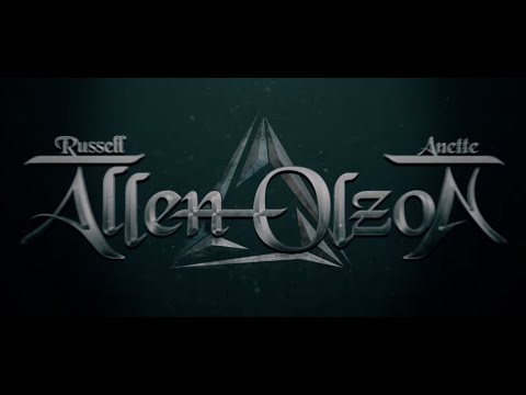 """Allen/Olzon - """"I'll Never Leave You"""" (Lyric Video)"""