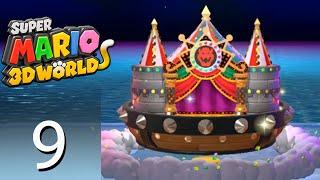 Super Mario 3D World - Episode 9: Deserting the Circus