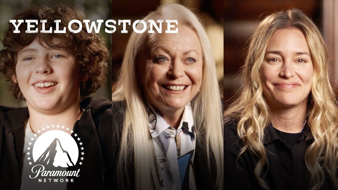 Download Meet the New Faces of Yellowstone Season 4   Paramount Network