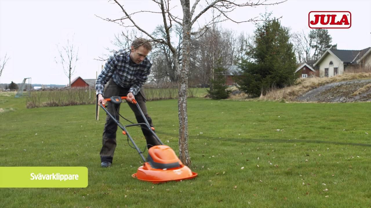 Nya Tips & Råd: Välj rätt gräsklippare - YouTube FP-81