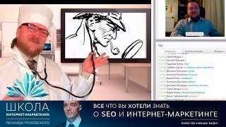 видео Повышение конверсии сайта через Юзабилити