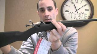 Crickett .22lr Single-shot Bolt-action Rifle Review