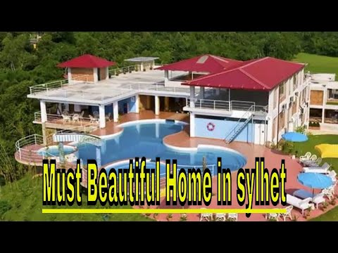 Must Beautiful Home In Sylhet