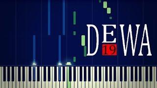 Piano Cover Dewa 19 Kangen Synthesia Tutorial