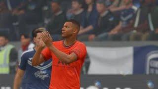 Kylian Mbappé Back Heel Goal