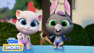 💦 Breaking the Pool Rules - Talking Tom Shorts (S2 Episode 15)