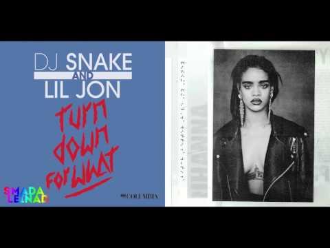 DJ Snake & Lil Jon vs. Rihanna - Turn Down For Money