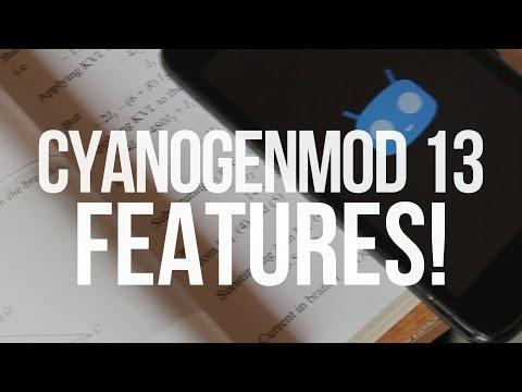 Top 3 CyanogenMod 13 (CM13) features!