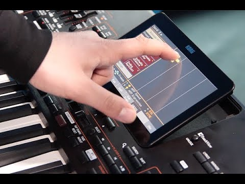 Jazz KORG Pa4x - Latin Jazz KORG Kronos