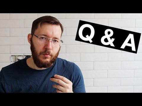 Вопросы на ответы) Q & A