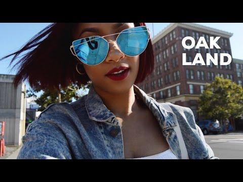 OAKLAND | Lipsticks x Layovers Ep. 4