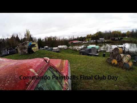 SAS Ottawa - Commando Paintball - Club Day - Murdoch
