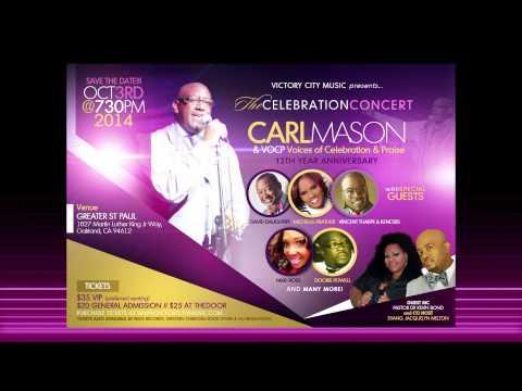 The Celebration Concert! Featuring Carl Mason & VOCP (Short Version)