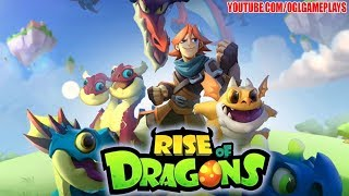 Rise of Dragons Gameplay Android IOS