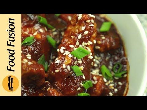 Dragon Chicken Recipe By Food Fusion