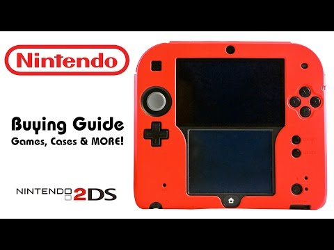 Nintendo 2DS Buying Guide 2016 | Game Recommendations, Cases & MORE!