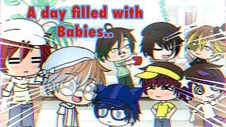 ~A Day filled with Babies..~ SandersSides GLMM Part 2 (Read desc)