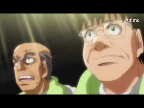 Ippo first dempsey roll tagalog version