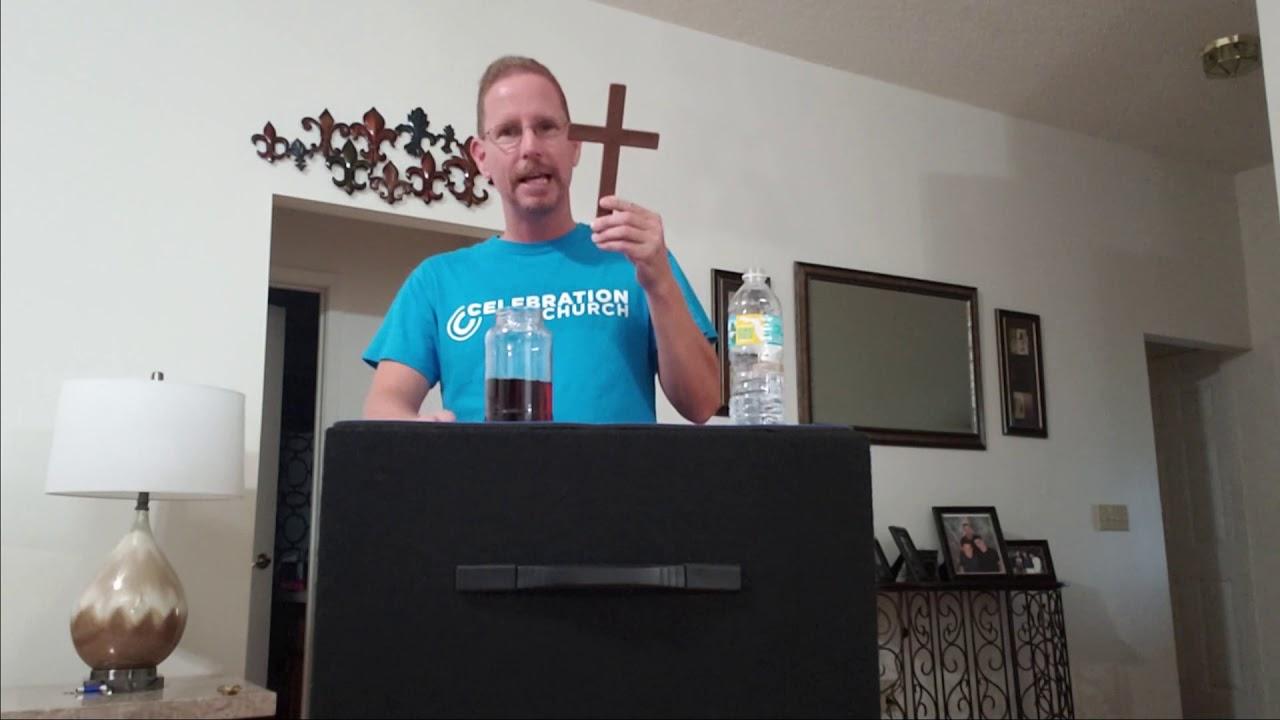 Gospel Magic-The Cross Trick