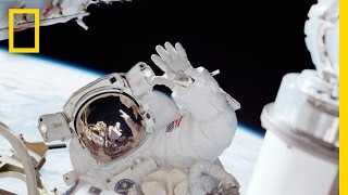 Astronaut Bling: Why Gold Goes to Space on Every Mission   National Geographic